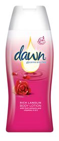 Dawn Rich Lanolin Body Lotion 400ml