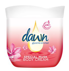 Dawn Special Musk Body Cream 280ml