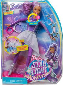 Barbie Star Light Doll And Lights And Sounds Hover Board