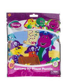 Barney 10 Piece Puzzle