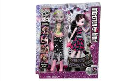 Monster High Monstrous Rivals Draculaura and Moanica Dolls