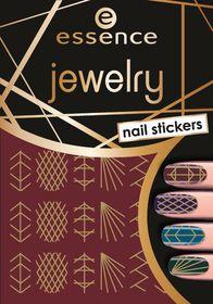 Essence Jewelry Nail Stickers - 09