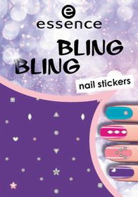 Essence Bling Bling Nail Stickers - 01