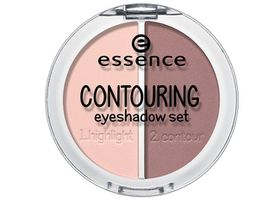 Essence Contouring Eyeshadow Set - 01