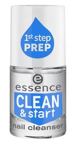 Essence Clean & Start Nail Cleanser