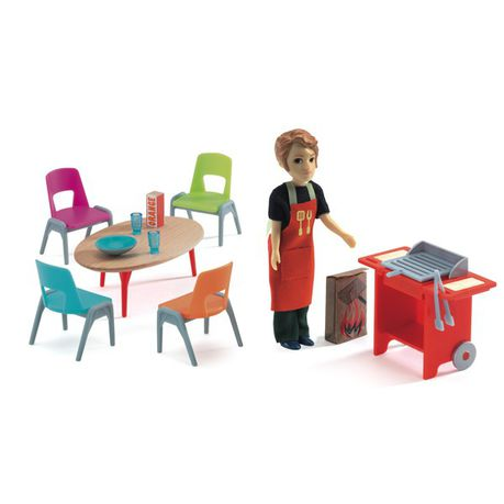 Djeco Dolls Houses Furniture Braai Accessories Buy Online In