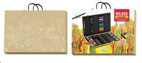 Djeco Art Material Big Box Of Colors