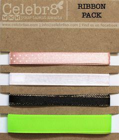 Celebr8 Home Sweet Home Ribbon Pack