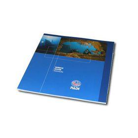 PADI Wreck Diver Scuba Diving Textbook