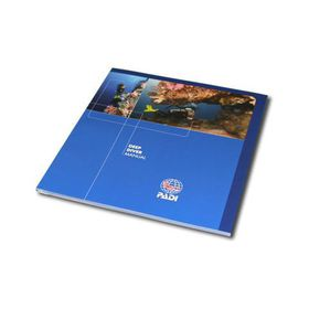 PADI Scuba Diving Deep Diver Textbook