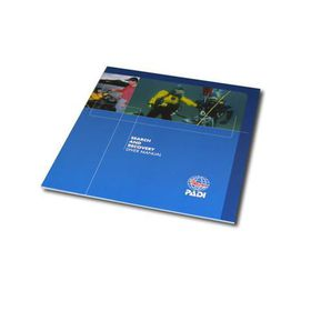 PADI Scuba Diving Search & Recovery Diver Textbook