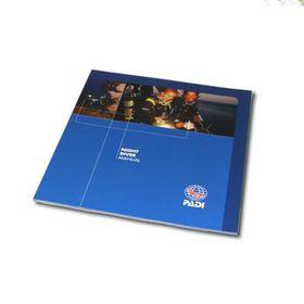 PADI Scuba Diving Night Diver Textbook