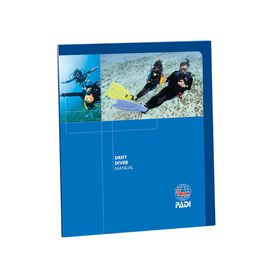 PADI Scuba Diving Drift Diver Textbook