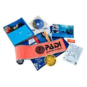 PADI Crewpak Adventures in Scuba Diving Textbook