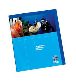 PADI Adventures in Diving Manual Textbook