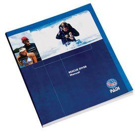 PADI Scuba Diving Rescue Diver Manual Textbook