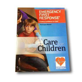 PADI Scuba Diving EFR Care for Children Textbook