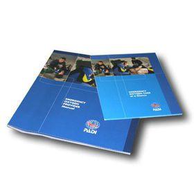 PADI Scuba Diving Emergency 02 Provider Textbook