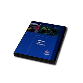 PADI Scuba Diving Search & Recovery DVD