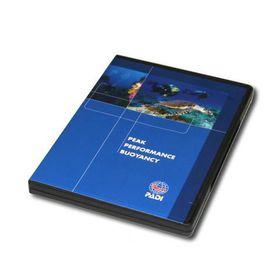 PADI Scuba Diving Peak Performance Buoyancy DVD