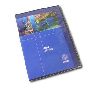 PADI Scuba Diving Deep Diver DVD
