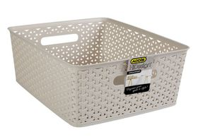 Addis - 4 Litre Hi-Design Storage - Stone