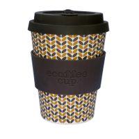 Ecoffee Cup - Threadneedle (12Oz / 340Ml)