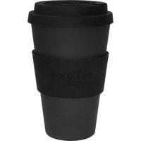 Ecoffee Cup - Blackout (14Oz / 400Ml)