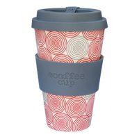 Ecoffee Cup - Swirl (14Oz / 400Ml)