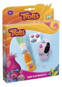 Trolls Hairy Slap Bracelets