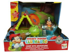 Mickey Club House Barbacue
