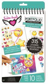 Fashion Angels Emoji Compact Sketch