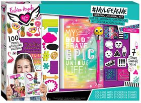 Fashion Angels Graphic Journaling Kit