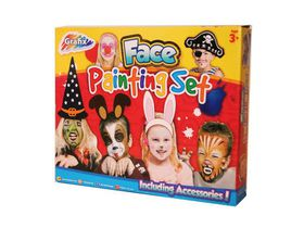 Grafix Stationary Face Painting Set