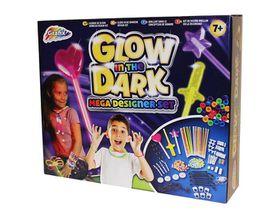 Grafix Glow In The Dark Designer Set