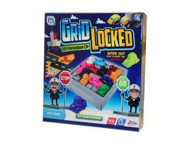 Grafix Games-Gridlock