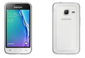 Body Glove Ghost Case for Samsung Galaxy J1 Mini - Clear