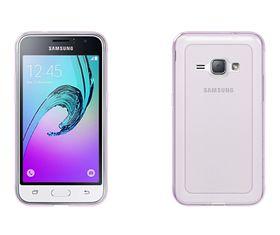 Body Glove Ghost Case for Samsung Galaxy J1 2016 - Pink