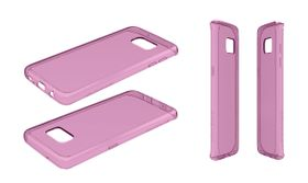 Body Glove Ghost Case for Samsung Galaxy S7 Edge - Pink
