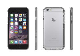 Body Glove Clownfish Aluminium Case for iPhone 6/6S Plus - Clear/Grey