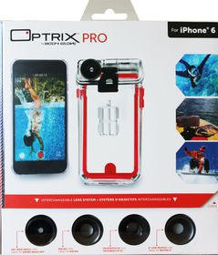 Body Glove Optrix Case for iPhone 6/6S Pro Kit