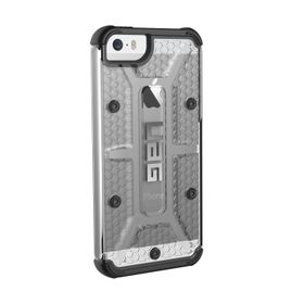 Urban Armor Gear Case for iPhone 5S/SE Composite Case- Clear