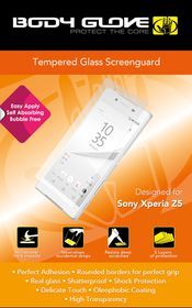 Body Glove Tempered Glass Screenguard for Sony Xperia Z5