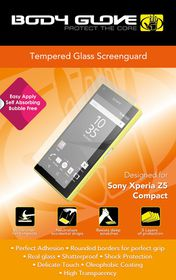 Body Glove Tempered Glass Screenguard for Sony Xperia Z5 Compact