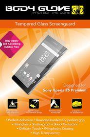 Body Glove Tempered Glass Screenguard for Sony Xperia Z5 Premium