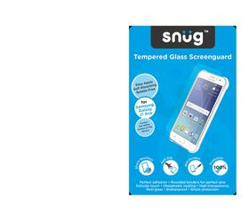 Snug Tempered Glass Screenguard for Samsung Galaxy J1 Ace