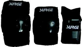 Surge Pads Combo Black Medium (40 - 60 kgs)