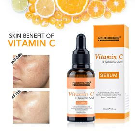 f85b2297179 Neutriherbs Enhanced Vitamin C Serum with Hyaluronic Acid (30ml) | Buy  Online in South Africa | takealot.com