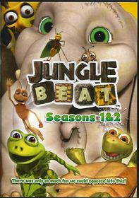 Jungle Beat Season 1 & 2 (DVD)