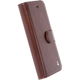 Krusell Ekero Folio Wallet 2 in 1 Cover for Apple iPhone 7 - Coffee